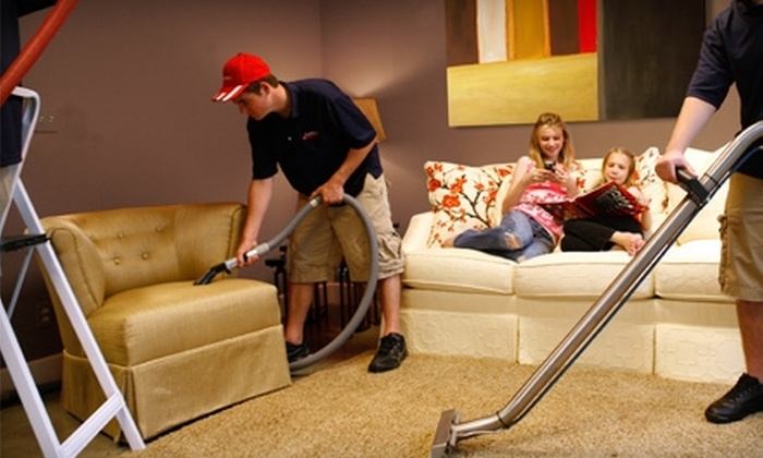 American Floor Care - Kansas City: $100 for 10 Air-Duct Cleanings from American Floor Care in Johnson County ($250 Value)