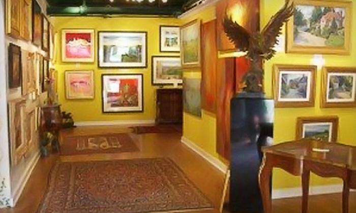 Westport River Gallery - Westport: Fine Art or Framing at Westport River Gallery