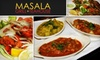 Masala Grill and Teahouse - West Markham: $12 for $25 Worth of Pakistani Fare, Exotic Teas, and More at Masala Grill and Teahouse