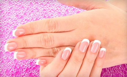 Shellac Manicure (a $45 value) - Salon W in Huntsville