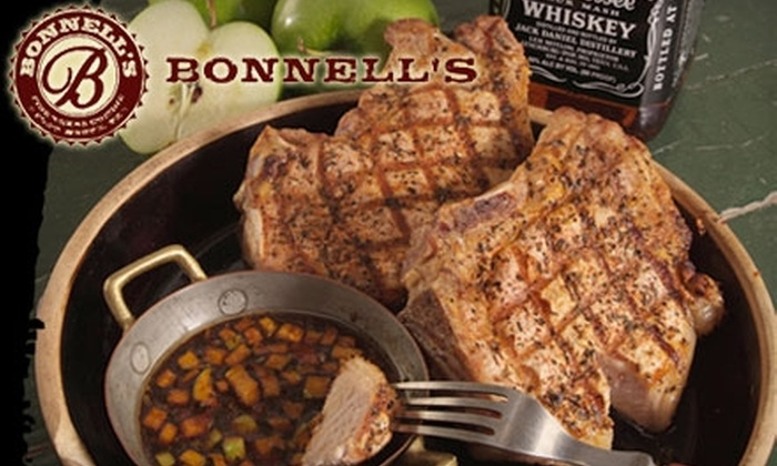 Bonnell's Fine Texas Cuisine - Fort Worth: $35 for $70 Worth of Dinner at Bonnell's Fine Texas Cuisine ($35 for $80 Tuesday through Thursday) or $10 for $20 Worth of Lunch