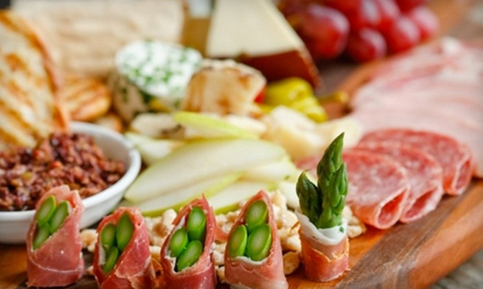 Pinstripes - Richfield: $12 for $24 Worth of Bowling, Bocce, and Bistro Cuisine or $12 for Sunday Brunch ($24 Value) at Pinstripes
