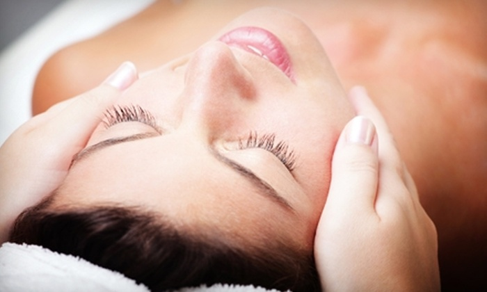 Mimi's Skincare & Massage - Excelsior: $77 for an Anti-Aging Facial, Eye and Lip Treatment, and Hand Facial at Mimi's Skincare & Massage in Excelsior ($155 Value)
