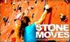 Stone Moves Indoor Rock Climbing - Champions Park: $19 for a Climbing Pass from Stone Moves Indoor Rock Climbing