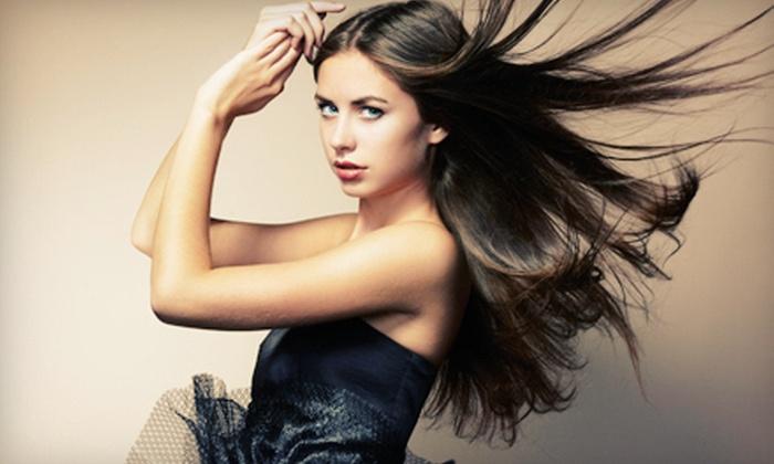 Jasmine Salon - Alum Rock: One or Two Brazilian Blowouts at Jasmine Salon (Up to 64% Off)