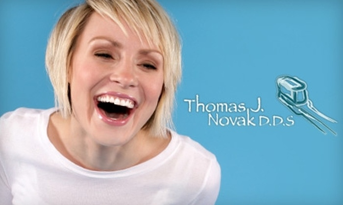 Thomas J. Novak, DDS - Weatherford: $10 for One Chic-Flic ToGo Teeth-Whitening and Lip-Gloss-Plumper Pen at Office of Thomas J. Novak, DDS, in Weatherford ($26 Value)