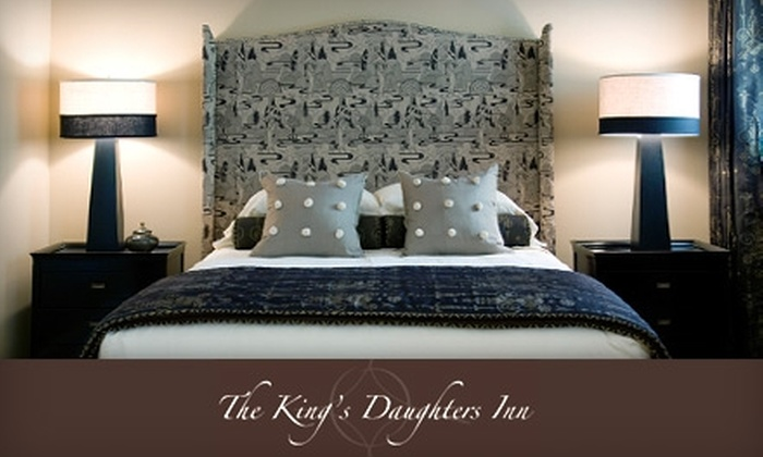 The King's Daughters Inn - Duke University - East Campus: $90 for a One-Night Stay at The King's Daughters Inn in Durham ($180 Value)