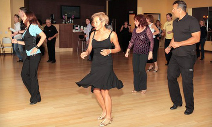 Londance - Laguna Niguel: $29 for Three Private or Five Group Dance Classes at Londance in Laguna Niguel (Up to $150 Value)