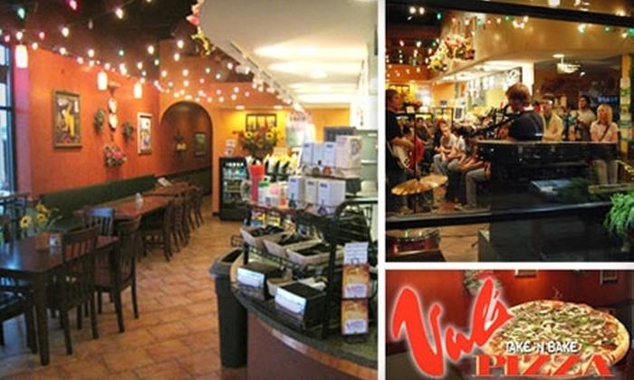 Valentino's Pizza - Silver Lake Plaza: $10 for $20 Worth of Italian Fare at Valentino's Pizza