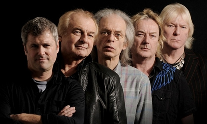 Yes and Styx at the PNC Bank Arts Center - Holmdel: One Ticket to See Yes and Styx at the PNC Bank Arts Center in Holmdel on July 5 at 7 p.m. (Up to $38.25 Value)