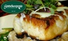 Gamekeeper's Taverne - Chagrin Falls: Half Off Lunch or Dinner at Gamekeeper's Taverne in Chagrin Falls. Choose Between Two Options.