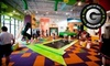 A Latte Fun - Multiple Locations: $24 for Five Indoor-Playground Visits to A Latte Fun in Coral Springs or Wellington (Up to $54.75 Value)