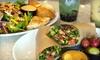 Elixir Organic Cafe & Lounge - Silverado Ranch: $12 for $25 Worth of American Fare at Elixir Organic Cafe