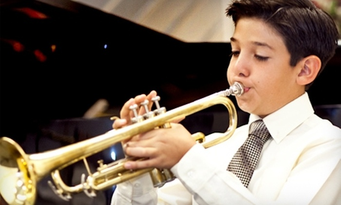 San Antonio Music Academy - San Antonio: $39 for One-Month Tuition and Membership Fee at San Antonio Music Academy ($115 Value)