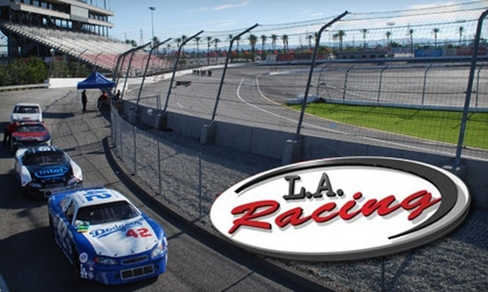 L.A. Racing - Covina-Valley: $145 for 20 Laps at L.A. Racing in Irwindale ($399 Value)