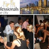 Professionals in the City - Washington DC: 20-Somethings Speed-Dating with Professionals in the City