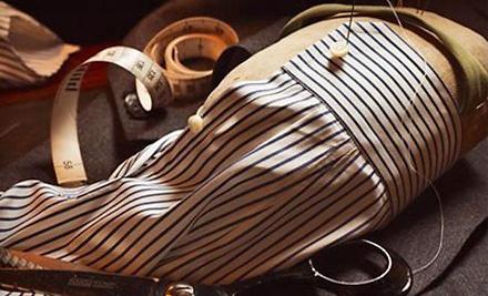 Giuseppe's Custom Clothiers: Custom-Made Yorkshire Dress Shirt - Giuseppe's Custom Clothiers in Great Neck