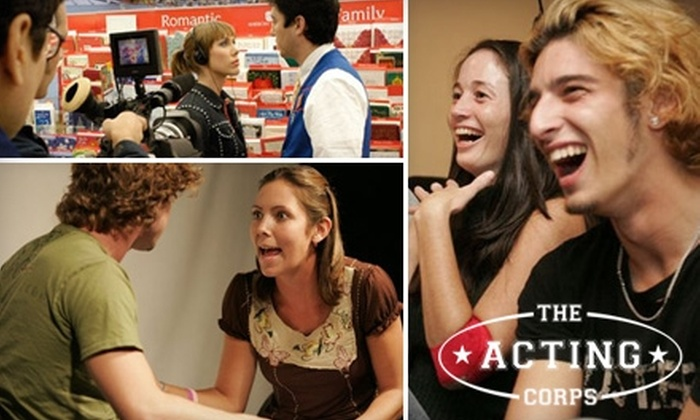 The Acting Corps - North Hollywood: $35 for a Mini Actors' Boot Camp at The Acting Corps in North Hollywood ($79 Value)