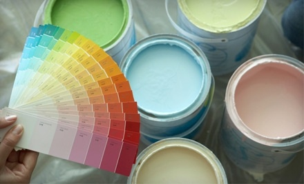 $40 Groupon to ColorWorks Paint & Supply - ColorWorks Paint & Supply in Topeka