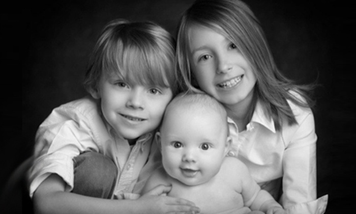 "Lance Johnston Studios - Multiple Locations: $69 for a Photo Session and Three 5""x7"" Prints from Lance Johnston Studios"