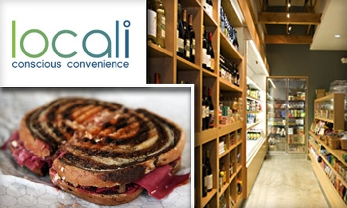 Locali Conscious Convenience - Hollywood Hills: $15 for $30 Worth of Eating and Shopping Locally at Locali
