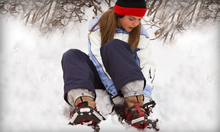 Mountain Chalet - Downtown Colorado Springs: $20 for Two-Day Snowshoe Rental for Two People from Mountain Chalet (a $40 Value)