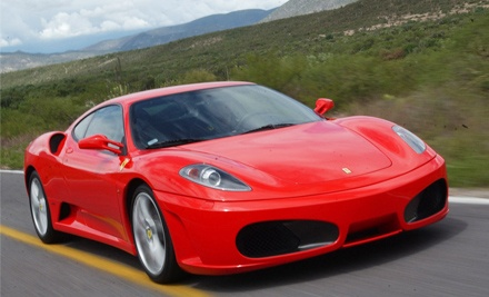 4-Lap Supercar Driving Experience (a $338 value) - GT Dream Cars in Englishtown