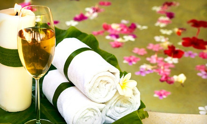 Christopher Anthony Salon & Spa - Doctor Phillips: Spa Package at Christopher Anthony Salon & Spa (Up to Half Off). Two Options Available.