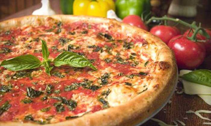NYPD Pizza - Multiple Locations: $10 for $20 Worth of Italian Fare at NYPD Pizza