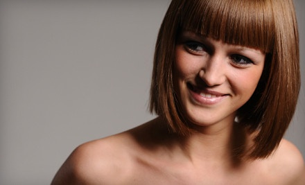 Women's Haircut and Full Root-to-End Color - Elegant Image Salon in Westfield