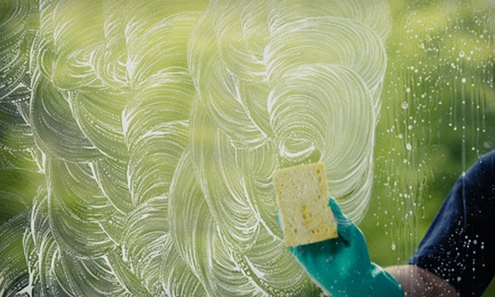 A Clear Pane Window Cleaning - Inver Grove Heights: $45 for Exterior Window Washing from A Clear Pane Window Cleaning ($90 Value)