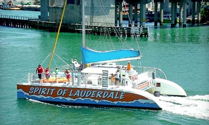Up To Off Cruises Spirit Of Lauderdale Groupon - Cruise from fort lauderdale