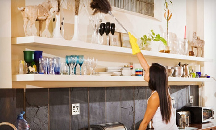 Concept Cleaning Solutions - Multiple Locations: 1, 3, 5, or 12 Two-Hour Housecleaning Sessions from Concept Cleaning Solutions (Up to 81% Off)