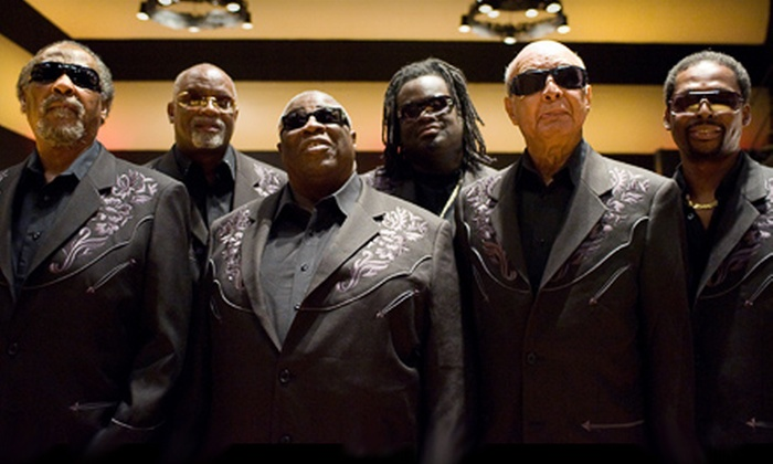 The Blind Boys of Alabama - Holland: $18 for Two Tickets to See The Blind Boys of Alabama at Hope College in Holland on September 10 at 7:30 p.m. (Up to $40 Value)
