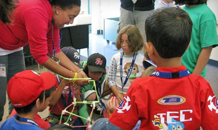 Destination Science - University of California - Santa Barbara: Kids' Science Summer Camps at Destination Science