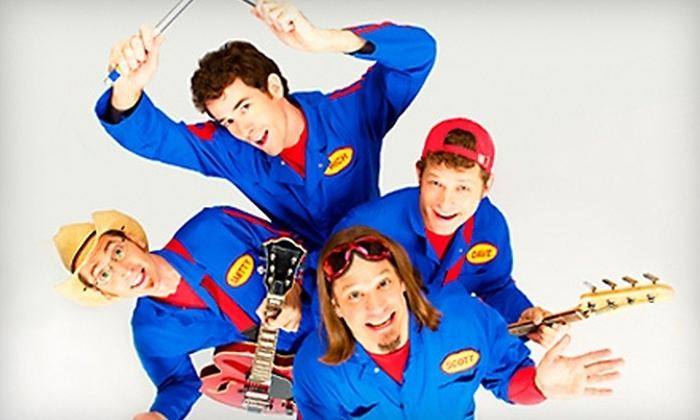 Outback Concerts - Foggy Bottom - GWU - West End: $16 for One Ticket to Imagination Movers Performance at the Lisner Auditorium ($32 Value)