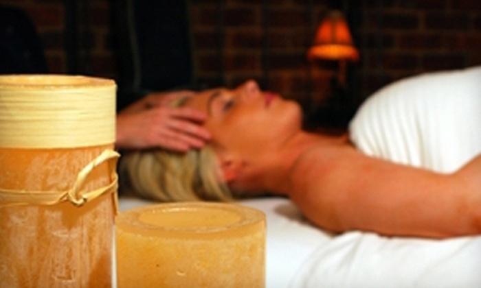 The Skin Care Center - Mount Vernon: $35 for One Body-Wrap Treatment at The Skin Care Center in Alexandria ($70 Value)