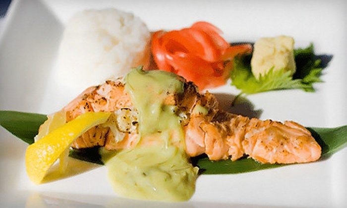 Japone - Dupont Circle: $20 for $40 Worth of Japanese-French Fusion Cuisine at Japone