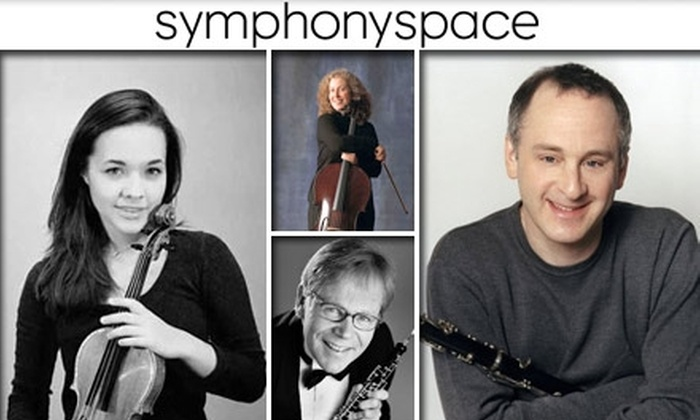 """Symphony Space - New York City: $20 for One Ticket to """"Basically Brandenburg with the The Symphony Space All-Stars"""""""