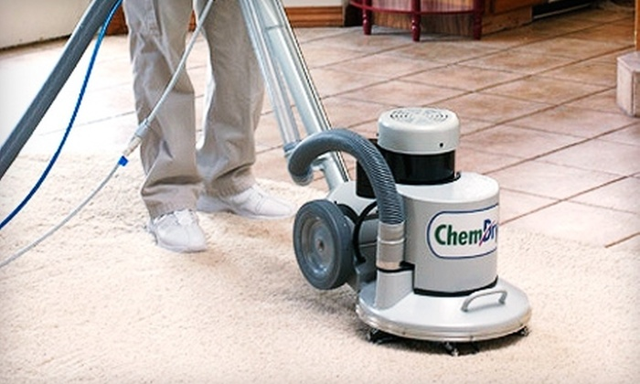 Chem-Dry of Central Mississippi - Jackson: $124 for Up to Five Rooms of Carpet Cleaning from Chem-Dry of Central Mississippi ($250 Value)