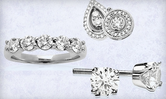 Inter-Continental Jewelers - Woodlake/ Briar Meadow: $75 for $150 Worth of Fine Jewelry at Inter-Continental Jewelers