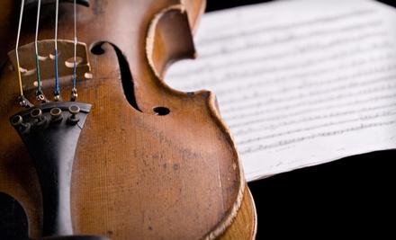 Abilene Philharmonic Orchestra: Pops Passes, Row B and Upper Balcony - Abilene Philharmonic in Abilene
