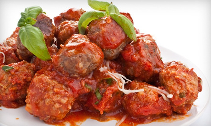 La-Vera Party Center - Willoughby Hills: Italian Fare for Carryout at La-Vera Party Center in Willoughby Hills. Two Options Available.