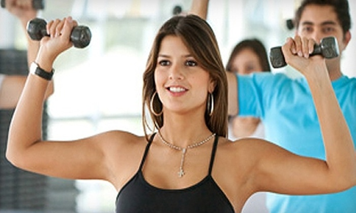 California Family Fitness - Sacramento: $39 for a Family Membership, Two Personal-Training Sessions, and Four Tanning Sessions at California Family Fitness ($200 Value)