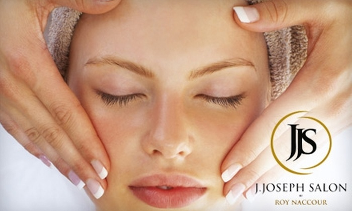 J. Joseph Salon - Central Pasco: $30 for $60 Worth of Salon and Spa Services at J. Joseph Salon in Land O Lakes