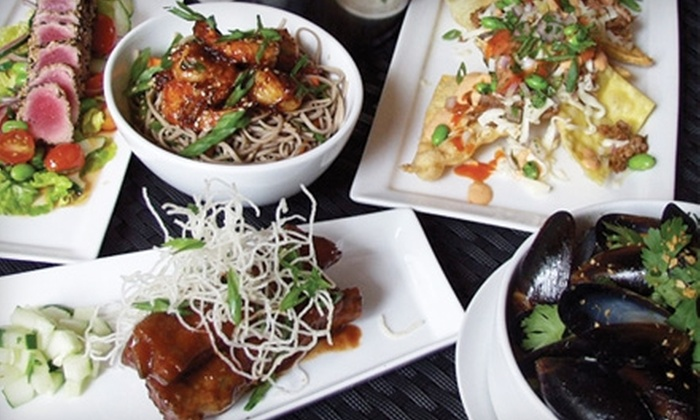 Suzy Wong's House of Yum - Nashville-Davidson metropolitan government (balance): $10 for $20 Worth of Asian-Fusion Fare and Drinks at Suzy Wong's House of Yum