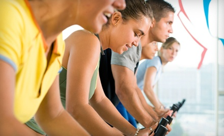 5 Fitness Classes (a $40 value) - Fit! in Towson
