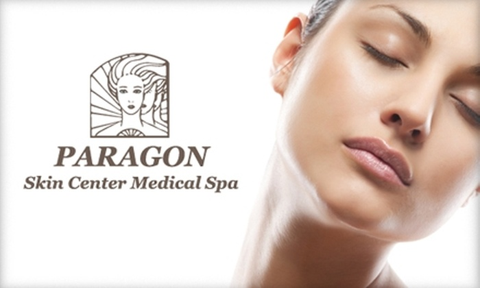 Paragon Skin Center Medical Spa - Woodbury: $50 for a Deep-Pore-Cleansing Facial and Microdermabrasion Treatment at Paragon Skin Center Medical Spa