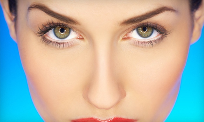 Divine Threading Studio - Anaheim Hills: Two Eyebrow-Threading Sessions or One Brazilian Wax at Divine Threading Studio (Up to 51% Off)