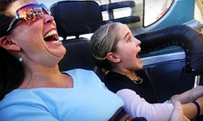 Joyland Amusement Park - Guadalupe: $9 for an Admission and All Ride Armband to Joyland Amusement Park (Up to $19.76 Value)